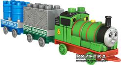 Паровоз Перси с вагончиком, серия Томас и друзья (10602)