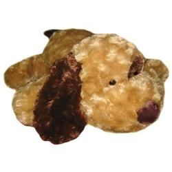 Мягкая игрушка СОБАКА коричневое ухо 56 см Grand 5601GC