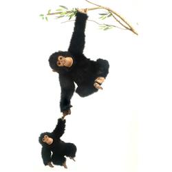 Мягкая игрушка Шимпанзе, 46 см