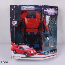 Игрушки:Роботы, трансформеры:Трансформеры, бакуганы:Игрушка 8096 Робот Праймбот в коробке 22*25*9см JOY TOY