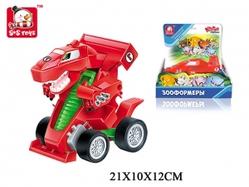 Игрушки:Роботы, трансформеры:Трансформеры, бакуганы:Трансформер ES4623R машина Непобедимый дракон, в коробке 21*10*12см