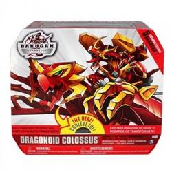 Игрушки:Роботы, трансформеры:Трансформеры, бакуганы:Фигурка 64361S Драгоноид Колоссус (Dragonoid Colossus) Bakugan 3 SPIN MASTER