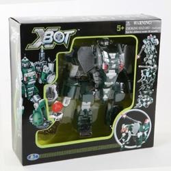 Игрушки:Роботы, трансформеры:Трансформеры, бакуганы:Трансформер 81020 X-Bot - Слон, в коробке Happy Well