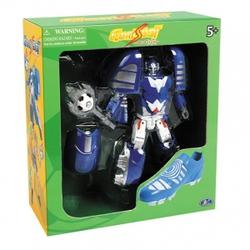 Игрушки:Роботы, трансформеры:Трансформеры, бакуганы:Трансформер 85041 Бутсы, в коробке Happy Well