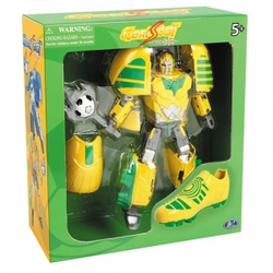 Игрушки:Роботы, трансформеры:Трансформеры, бакуганы:Трансформер 85040 Бутсы, в коробке Happy Well