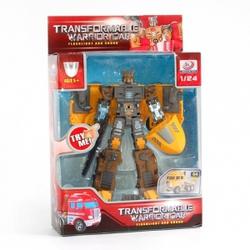 Игрушки:Роботы, трансформеры:Трансформеры, бакуганы:Трансформер 899-9  Воины Земли со светом и звуком в коробке 32*22*8,5см