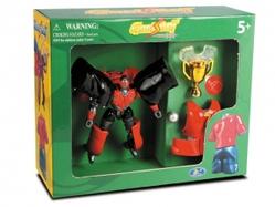 Игрушки:Роботы, трансформеры:Трансформеры, бакуганы:Трансформер 86031 Спортивная форма, в коробке Happy Well