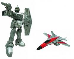 Игрушки:Роботы, трансформеры:Трансформеры, бакуганы:Трансформер 82020 X-bot Самолет в коробке Happy Well
