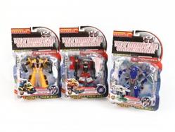 Игрушки:Роботы, трансформеры:Трансформеры, бакуганы:Трансформер YM009A робот, в блистере