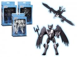 Игрушки:Роботы, трансформеры:Трансформеры, бакуганы:Трансформер 97222 Xbot-Самолет в коробке Happy Well