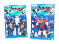 Игрушки:Роботы, трансформеры:Трансформеры, бакуганы:Трансформер HK757A Робот, в блистере 23*33*5см