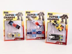 Игрушки:Роботы, трансформеры:Трансформеры, бакуганы:Трансформер HF382A Спецтехника( 2шт), в блистере 17*25*4,5см