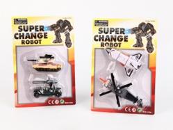 Игрушки:Роботы, трансформеры:Трансформеры, бакуганы:Трансформер HF374A Спецтехника (2шт), в блистере 17*25*4,5см