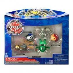 Игрушки:Роботы, трансформеры:Трансформеры, бакуганы:Набор 64357-4 Bakugan S4 Большой SPIN MASTER