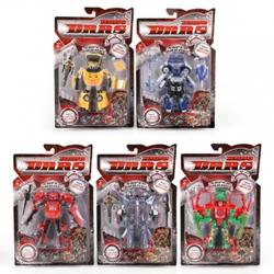 Игрушки:Роботы, трансформеры:Трансформеры, бакуганы:Робот HK846A в блистере 28*43*5,5см