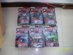 Игрушки:Роботы, трансформеры:Трансформеры, бакуганы:Робот HG669A в блистере 19*30,5*7,5см