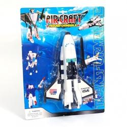 Игрушки:Роботы, трансформеры:Трансформеры, бакуганы:Робот HM625A Самолет, в блистере 36,5*28,*10 см