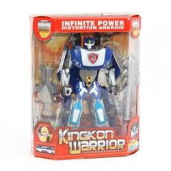 Игрушки:Роботы, трансформеры:Трансформеры, бакуганы:Трансформер 622-E36D Робот в коробке 23*18*8см