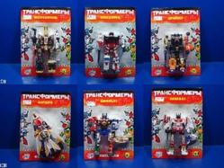 Игрушки:Роботы, трансформеры:Трансформеры, бакуганы:Робот 8000/8006/8009/8011/8014/8019 на листе в ассортименте   JOY TOY
