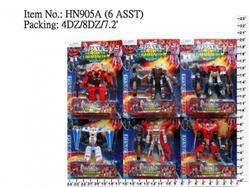 Игрушки:Роботы, трансформеры:Трансформеры, бакуганы:Робот HN905D в блистере 9*8см