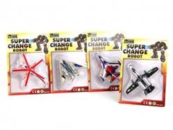 Игрушки:Роботы, трансформеры:Трансформеры, бакуганы:Робот HF387A Самолет/Вертолет, в блистере 17*25*5,5см