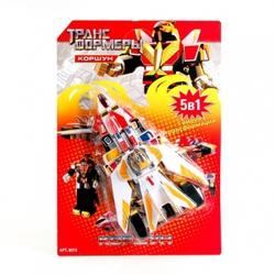Игрушки:Роботы, трансформеры:Трансформеры, бакуганы:Трансформер 8013 Коршун на блистере 41*28см